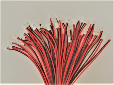 JST PH compatible plug connectors / sockets /  1.25 mm